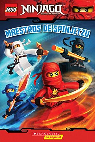 West, T: Lego Ninjago: Maestros de Spinjitzu (Lector No. 2)