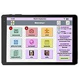 FACILOTAB Tablette L - WiFi - 16 Go - Android 8 - Interface simplifiée pour...