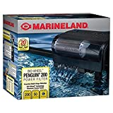 Marineland Penguin Bio-Wheel Power Filter, Multi-Stage aquarium Filtration