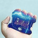 HUADADA Shock Toy Prank Electric Shock Tricky Spoof Toy Keychain (Random Color,1 Pack )