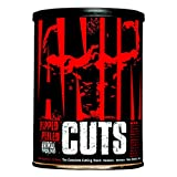 Animal Cuts – All-in-one Complete Fat Burner Supplement with Thermogenic and Metabolism Support - Energy Booster, Raspberry Ketones and Thyroid Complex – 42 Packs