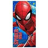 Marvel Spiderman Serviette en Microfibre
