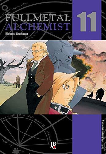 Fullmetal alchemist - volume 11
