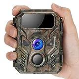 Victure Mini Caméra de Chasse 16 MP 1080p avec Vision Nocturne Avancée...