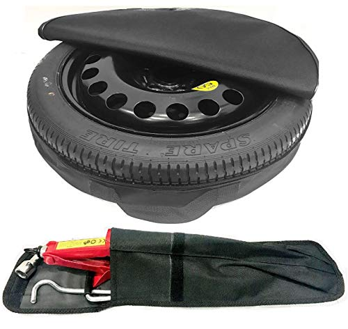 "TheWheelShop 20"" SPACE SAVER SPARE WHEEL AND TOOL KIT COMPATIBLE WITH PORSCHE MACAN (2014-PRESENT DAY)"