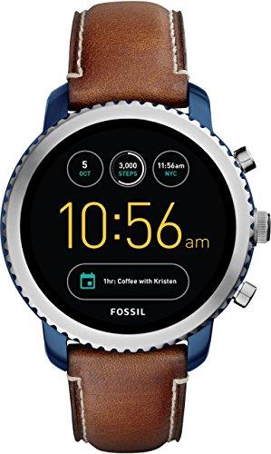 [フォッシル]FOSSIL 腕時計 Q EXPLORIST タッチスクリーンスマートウォッチ ジェネレーション3 FTW4004 メ...