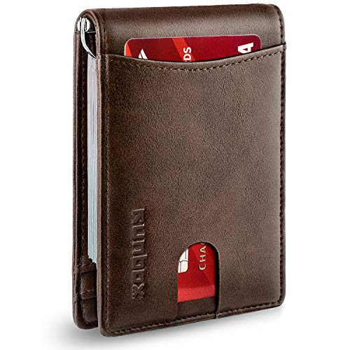 51FYzkMFm5L - The 7 Best Front Pocket Wallets For Men: Stylish Wallets To Organize Your Essentials
