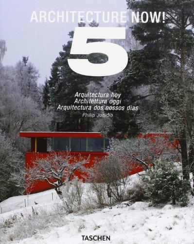 Architecture now! Ediz. italiana, portoghese e spagnola: Architecture Now! - Volumen 5 (Varia 25)