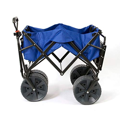 The Best Folding Beach Wagon with Big Wheels - Mac Sports Heavy Duty All Terrain Folding Beach Wagon Review