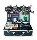 Basekey Machine À Tatouer Kit De Tatouage Professionnel - 4 Pcs Machines...