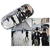 VON LILIENFELD Estuche Gafas Arte Gustave Caillebotte: Paris con lluvia Funda Ligeramente Estable...