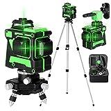 Niveau Laser Autonivelant,Meroteen Outil de niveau laser multifonctionnel...