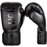 VENUM Challenger 2.0 Guantes de Boxeo, Unisex Adulto, Negro/Negro Matte, 14 oz