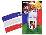 Alsino Make-up Stick | Bandiera | Francia | Trucco | Tricolore | Calcio | Nazionale | Estate | Europei | Mondiali | Azzurri | Carnevale | Halloween | Olimpiadi (00/0607)