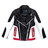 Budermmy Boys Leather Motorcycle Pilot Jackets Toddler Coats Black Size 11