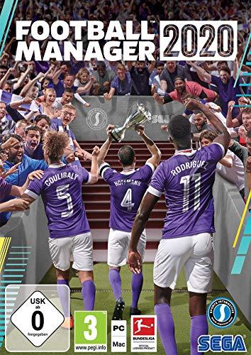 Football Manager 2020. Für Windows 7/8/10/MAC