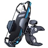 andobil Bike Phone Mount,【Anti Shake & Super Stable】 Universal Handlebar Cell Phone Holder for Bike Bicycle Motorcycle Compatible with iPhone 13 13 Mini 13 Pro Max 12 11 XS Galaxy S21 Note20 and All