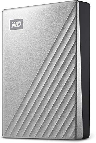 WD My Passport Ultra disco duro portátil 2TB con protección con...