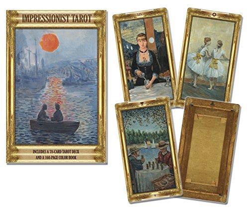 Impressionists Tarot Kit