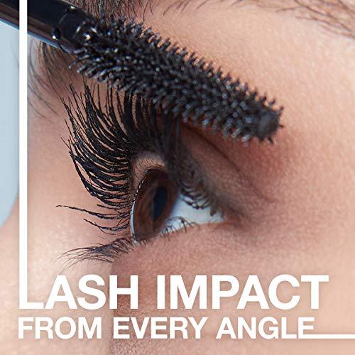Product Image 4: Maybelline Sky High Washable Mascara Makeup, Volumizing Mascara, Buildable, Lengthening Mascara, Defining, Curling, Multiplying, Washable Blackest Black, 0.2 fl. Oz