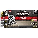 Rust-Oleum 293517 RockSolid Polycuramine Garage Floor Kits, 2.5 Car, Mocha