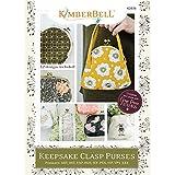 Kimberbell Keepsake Clasp Purses Machine Embroidery Applique CD (KD578)