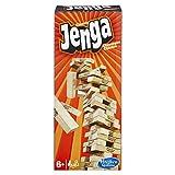 Jenga – Jeu de societe en bois Jenga – Jeu d'adresse – Version...