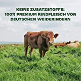 Gym Jerky Beef Jalapeno Cheeese 1kg – 25x40g High Protein – Low Fat & Low Carb – Deutsches Premium-Rindfleisch Made in Germany - 5