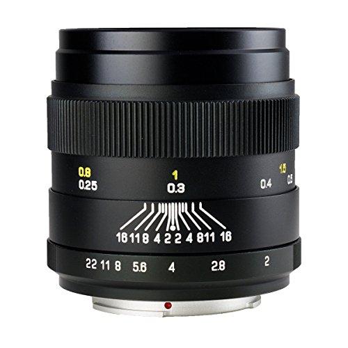 【日本国内正規品】中一光学│ZHONG YI OPTICS 単焦点レンズ CREATOR 35mm F2.0 フルサイズ対応 M55 (ソニーα.Aマウント)