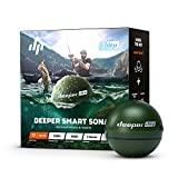 Deeper Chirp Smart Sonar Phone Castable Wireless Fishfinder Depth...