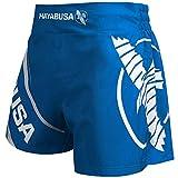 Hayabusa Kick-Boxing Shorts - Bleu 36' Waist