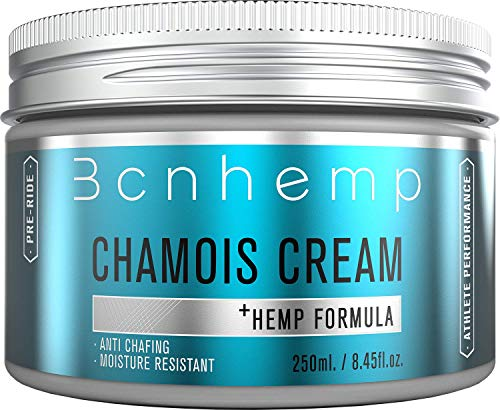 BCNHEMP Crema Badana Ciclismo 250ml - Antifriccion Antirozad