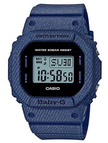 Casio Orologio Digitale Quarzo Unisex Adulto con Cinturino in Plastica BGD-560DE-2ER