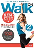 Walk On: 5 Fat Burning Miles Indoor Walking Exercise DVD with Jessica Smith