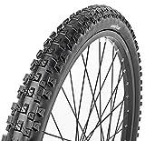 Goodyear Folding Bead Mountain Bike Tire, 24' x 2/2.125', Black