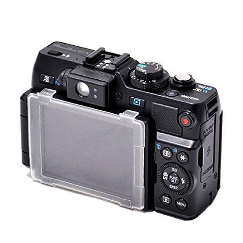JJC 液晶カバー Canon Powershot G1X専用 LC-G1X