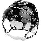 Mylec Helmet with Chinstrap, BLACK