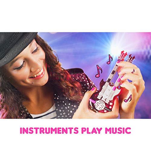 Image 2 - LOL Surprise OMG Remix Super Surprise – Avec 70+ Surprises, 4 Poupées Mannequins & 4 Instruments de Musique