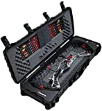 Case Club Waterproof Parallel Limb Compound Bow Case with Silica Gel to Help Prevent Rust…