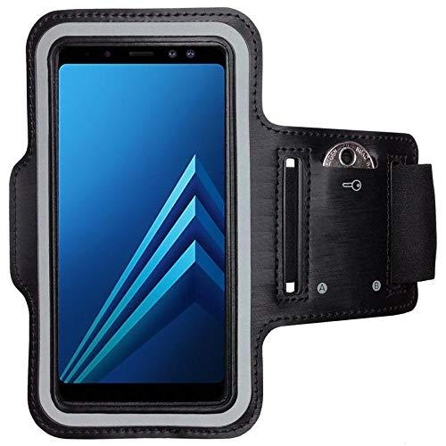 Braçadeira Armband Esport Para Samsung Galaxy A8 2018