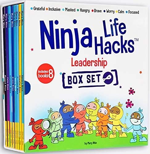 Ninja Life Hacks Leadership 8 Book Box Set (Books 17-24:...