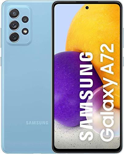 Samsung Smartphone Galaxy A72 con Pantalla Infinity-O FHD+ de 6,7...