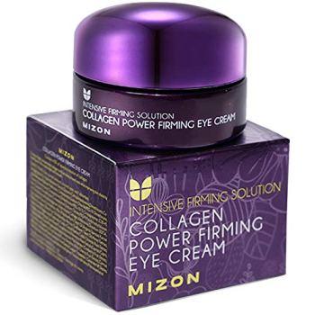 Mizon Collagen Power Firming Eye Cream, Antiaging, Wrinkle Care, Skin Nourished, Moisturizing, Skin Elasticity (25ml)