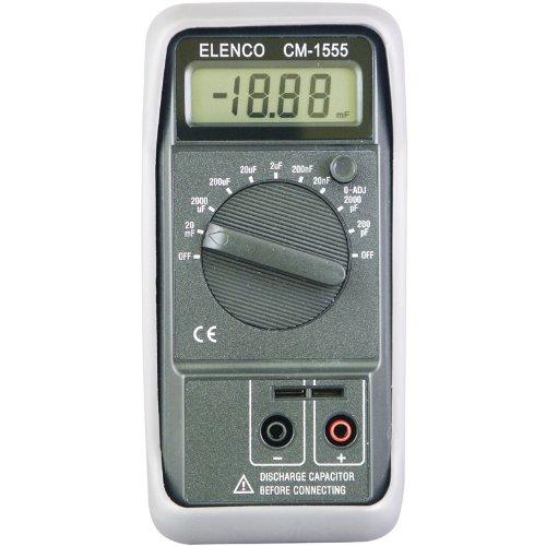 Elenco CM1555 Digital Capacitance Meter