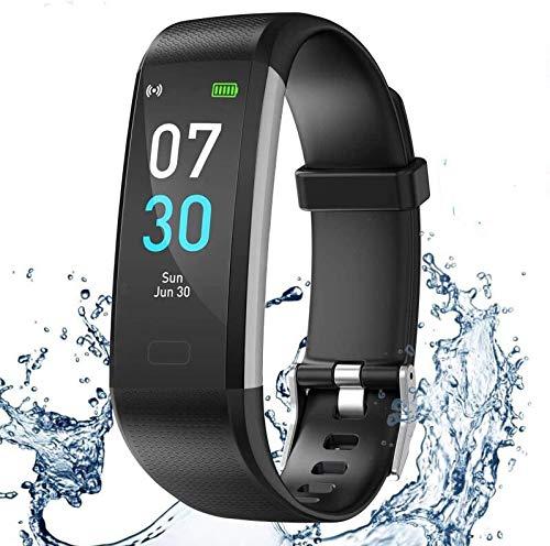 iWalker Smart Pulsera Fitness Tracker, Pulsera Actividad de...