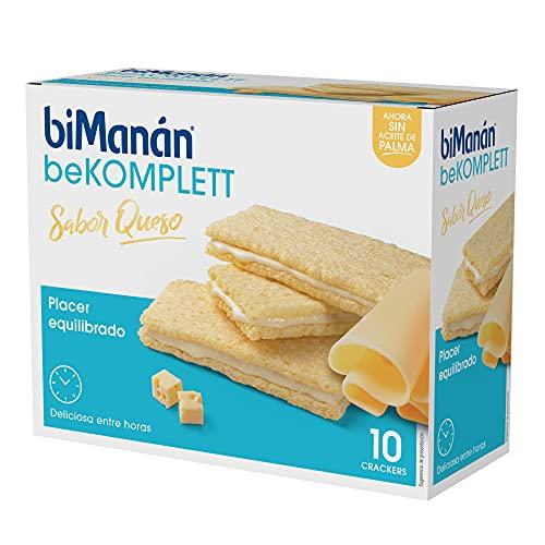 BiManán be KOMPLETT Sándwich con relleno sabor a queso. Ri