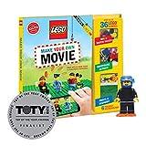 KLUTZ Lego Make Your Own Movie Activity Kit (Spiral-bound)