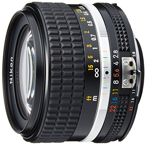 Nikon 単焦点レンズ AI 28 f/2.8S フルサイズ対応