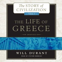 The Life of Greece  By  cover art