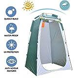 katiway Tente de Douche de Camping Pop-up, Tente de Toilette Portable...